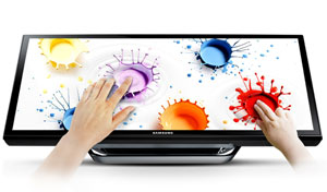 Samsung Series 7 24-Inch Touch Monitor (S24C770T)