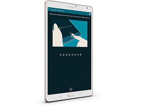 Samsung Galaxy Tab S 8.4-Inch Tablet (16 GB, Dazzling White)