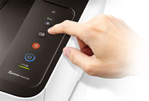 Samsung Printer Xpress M2625D Mono Laser Printer Product Shot