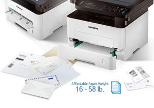 Samsung Printer Xpress M2875FD Mono Laser Multi Function Printer Product Shot