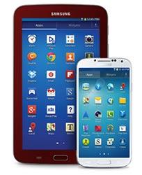 Samsung Galaxy Tab 3 7.0 Garnet Red Edition