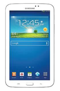 Samsung Galaxy Tab 3 7.0 Product Shot