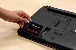 SanDisk Extreme II  480GB 2.5寸 SATA3 SSD至尊极速二代固态硬盘