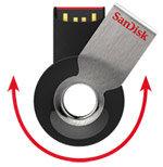 Cruzer Orbit USB Flash Drive (16 GB)