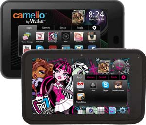 Camelio Tablet from Vivitar