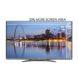 Sharp LC-60SQ15U 60-inch Aquos Q+ 1080p 240Hz 3D Smart LED TV