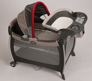 Baby Supplies Graco Pack N Play Playard W Canopy Bassinet