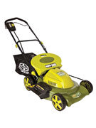 Mow Joe 20-IN Bag/Mulch/Side Discharge Cordless Lawn Mower
