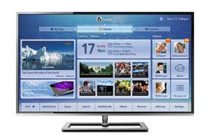 Toshiba 65L7350U 65-inch 1080p 240Hz Smart 3D LED HDTV with Built-in WiFi Product Shot