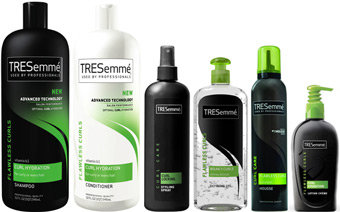 Amazon Com Tresemme Flawless Curls Curl Hydrating
