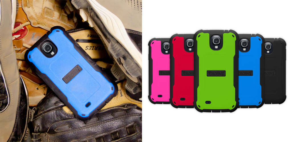 Trident Cyclops Series Case for Samsung Galaxy S4/GT-I9500 - Retail