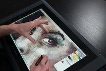 Widescreen HD display