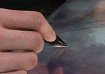 Customizable grip pen