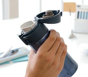 Zojirushi SlickSteel Travel Mugs