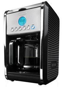 Bella Coffee Maker Auto Shut Off : BELLA 13923 Dots Collection 12-Cup Programmable Coffee Maker, Black Black Coffee Maker