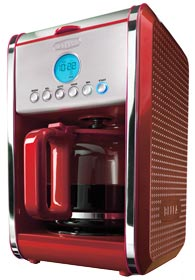 BELLA Dots 12-Cup Programmable Coffee Maker Product Shot