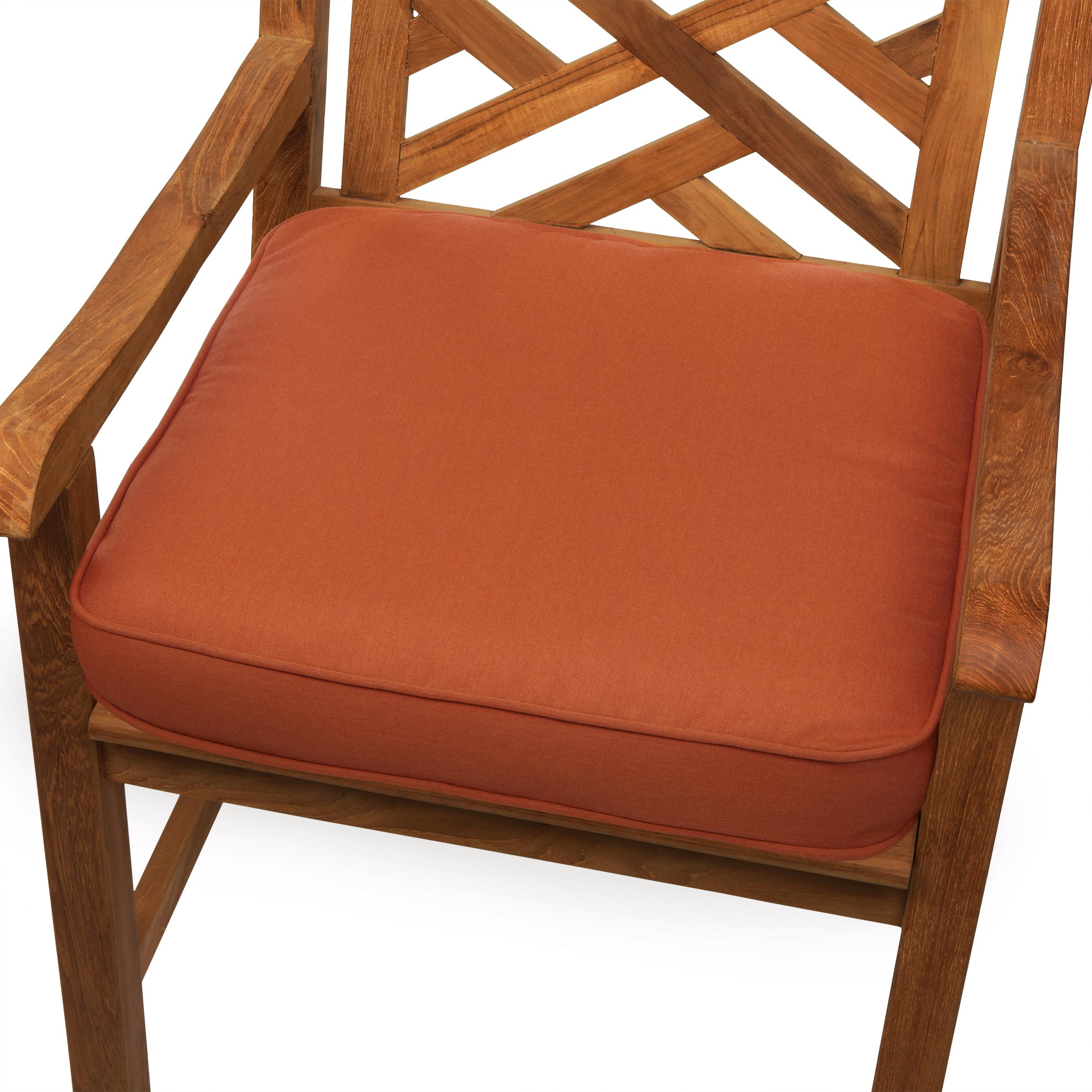Amazon Mozaic Indoor Outdoor Corded Chair Cushion