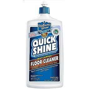 floor cleaners, floor polishers