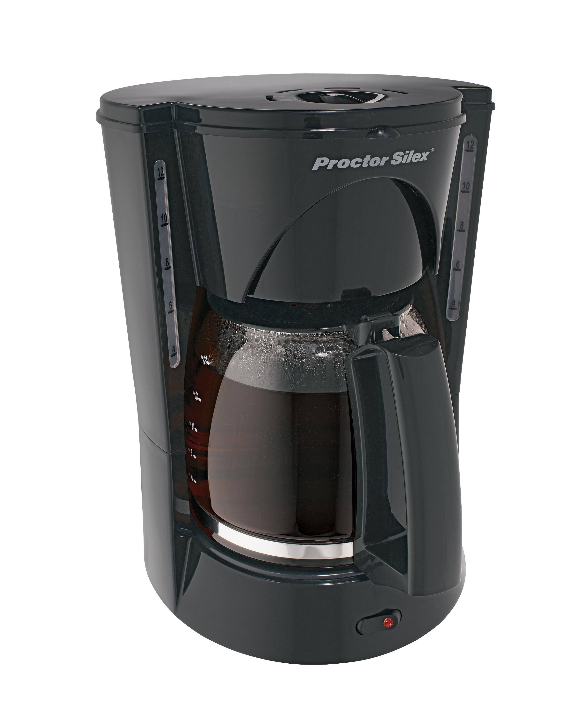 Amazon.com: Proctor-Silex Automatic Coffee Maker (48524): Proctor Silex Coffee Maker: Kitchen ...