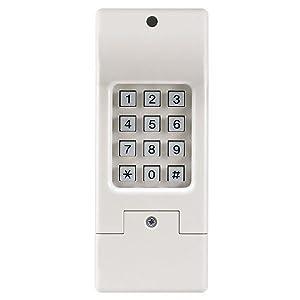 Chamberlain Klik2u Clicker Keypad Garage Door Remote