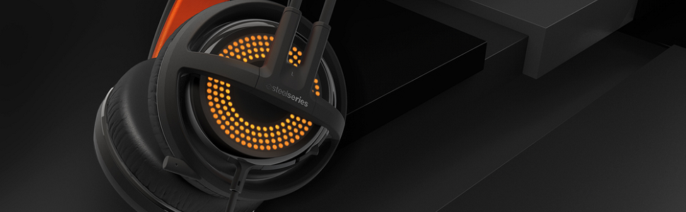 SteelSeries Siberia 350 Gaming Headset