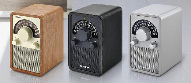 sangean wr 15 am fm table top radio. Black Bedroom Furniture Sets. Home Design Ideas
