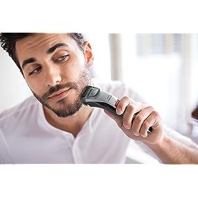 philips norelco beard trimmer series 3500 qt4018 49 ebay. Black Bedroom Furniture Sets. Home Design Ideas