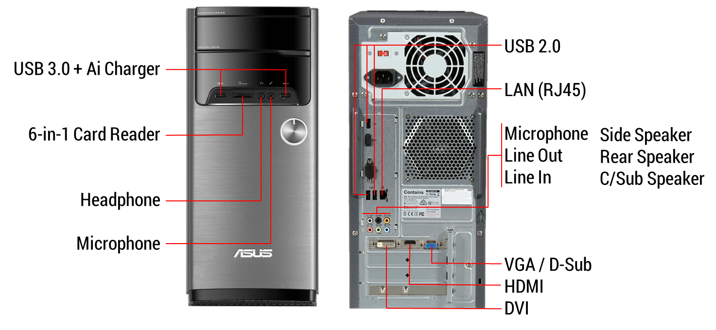 Asus m32ad-us032s