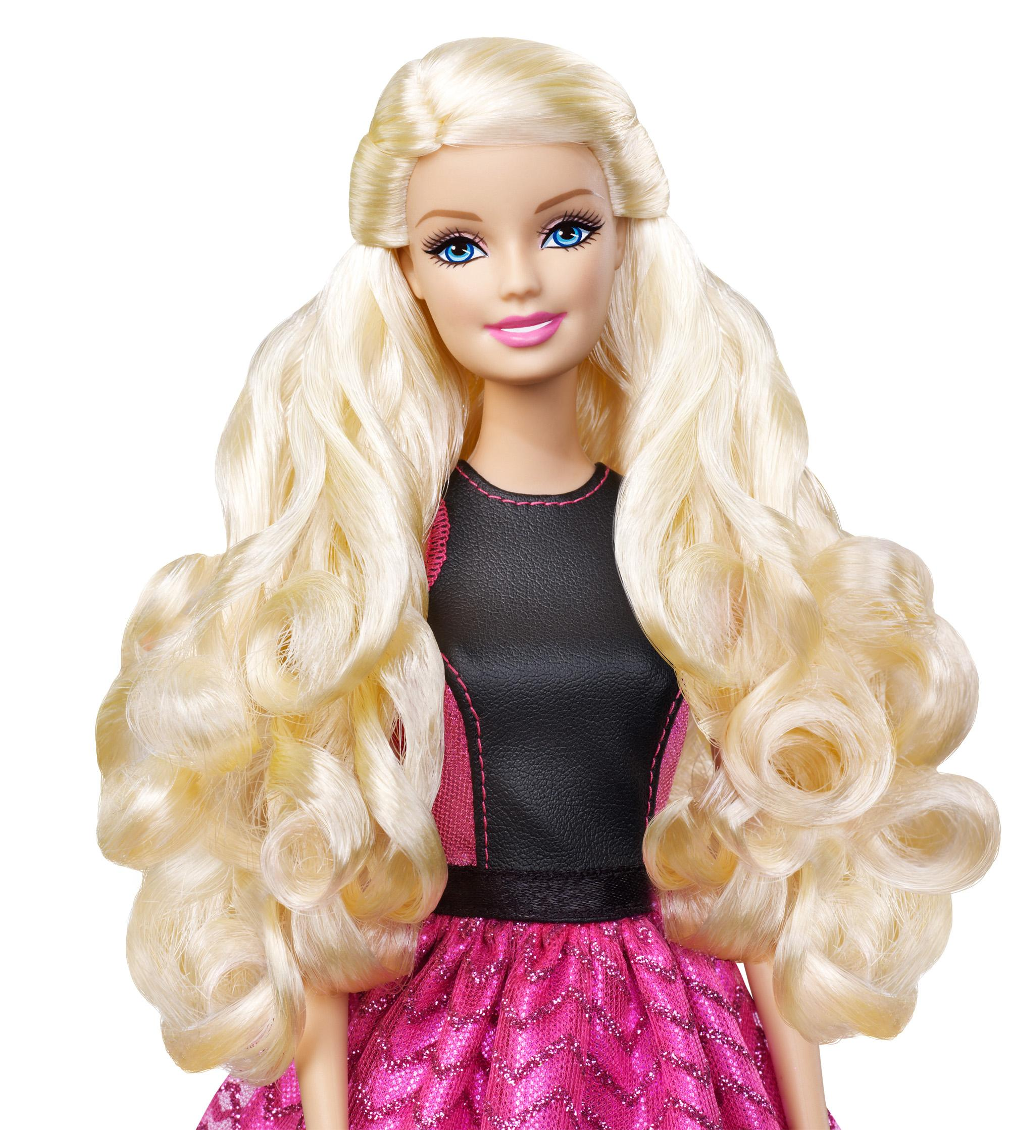 barbie endless curls doll curlers