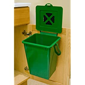 kitchen composter;small compost bin;kitchen composter bin;compost collector;kitchen collector