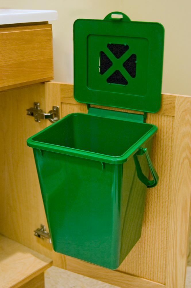 exaco eco 2000 2 4 gallon kitchen compost