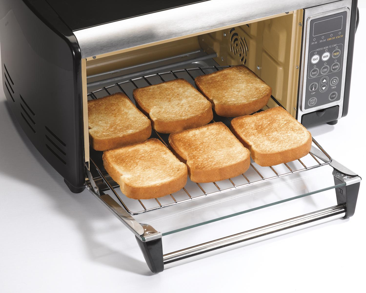 toasters ovens convection cuisinart black pizza best rated reviews ...