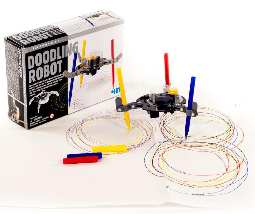 4M Doodling Robot Kit Review 3