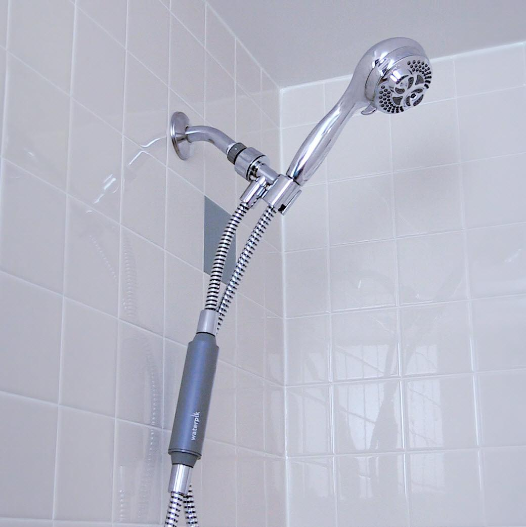 Shower Head Not Included