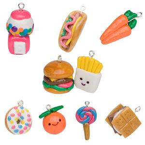 Klutz make clay charms craft kit kaitlyn for Klutz make clay charms craft kit
