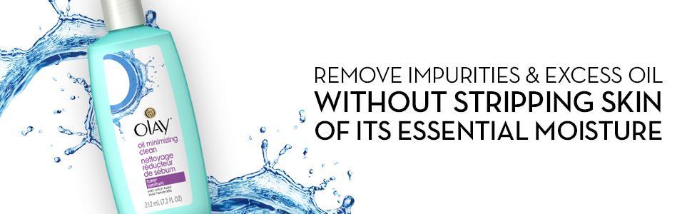 Olay Oil Minimizing Clean Toner, toner for oily skin, facial toner, toner for combination skin