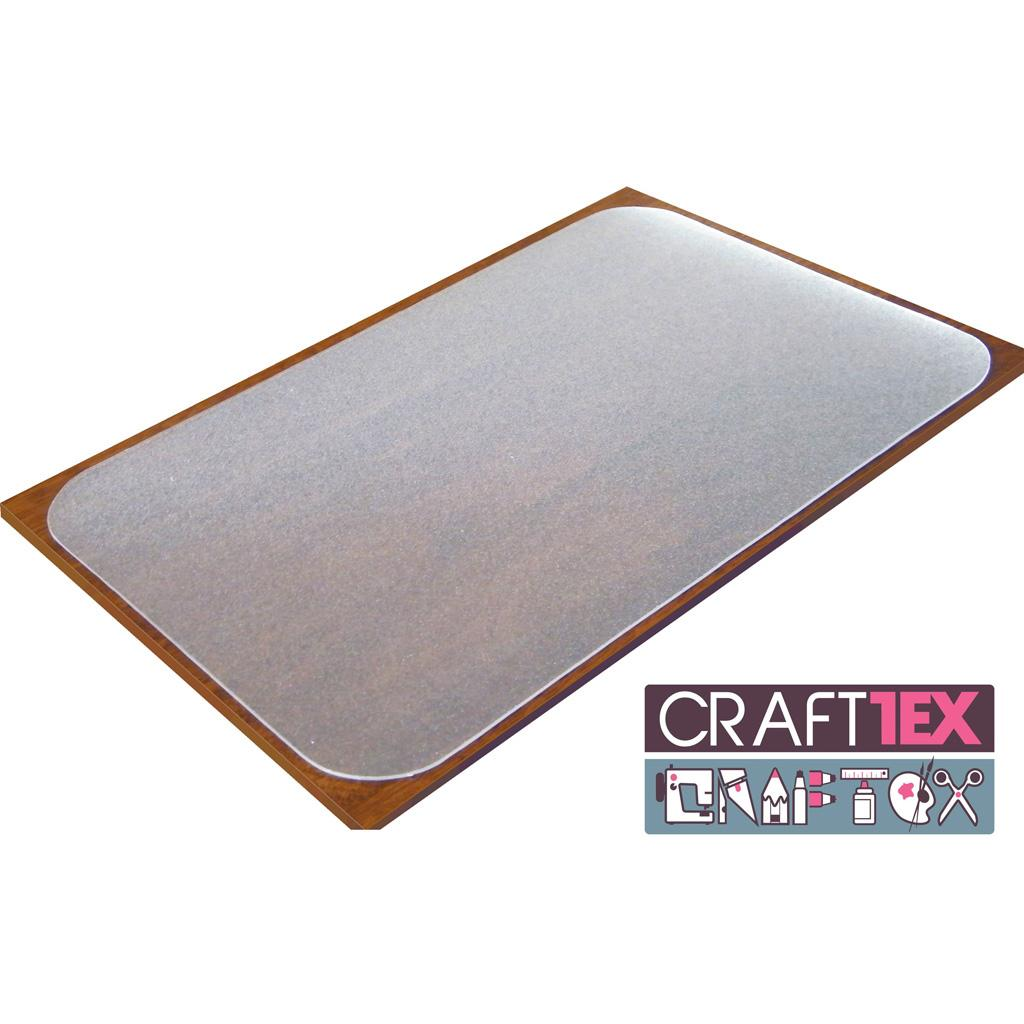 Craftex ultimate table protector with anti for Table protector