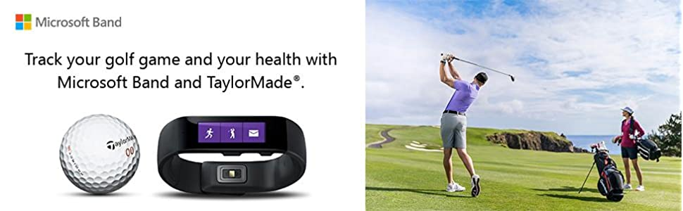 Microsoft Band, Medium (4M5-00002)