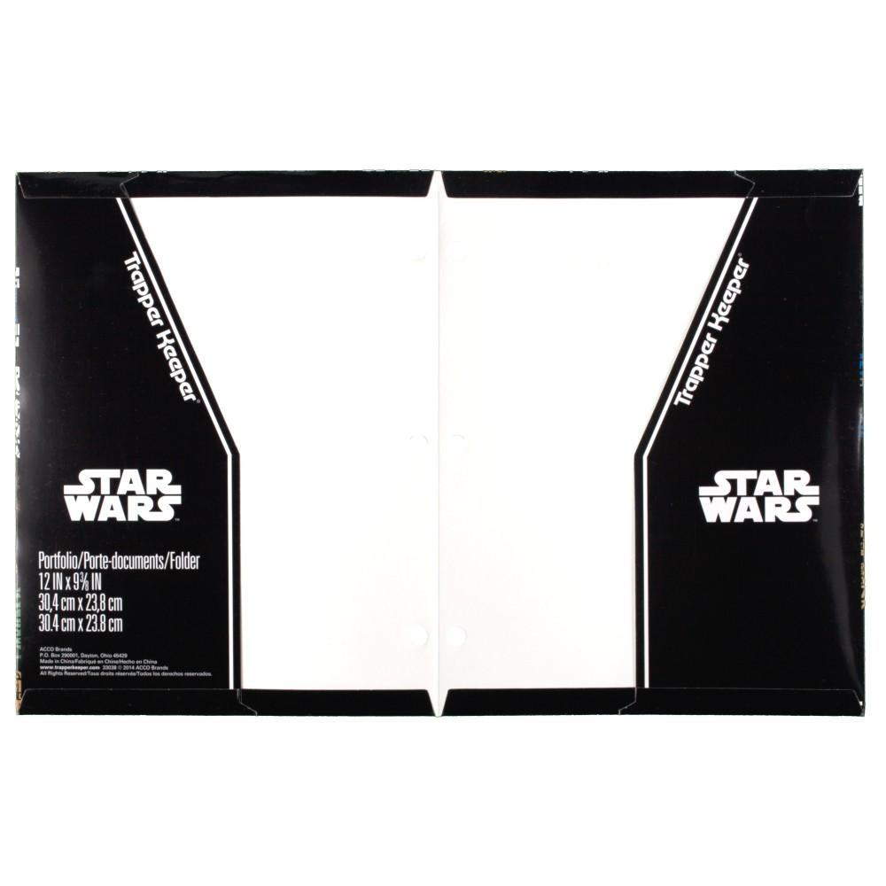 Star wars trapper keeper 2 pocket folders by mead assorted designs 6 pack 73517 for Trapper keeper 2 sewn binder with exterior storage