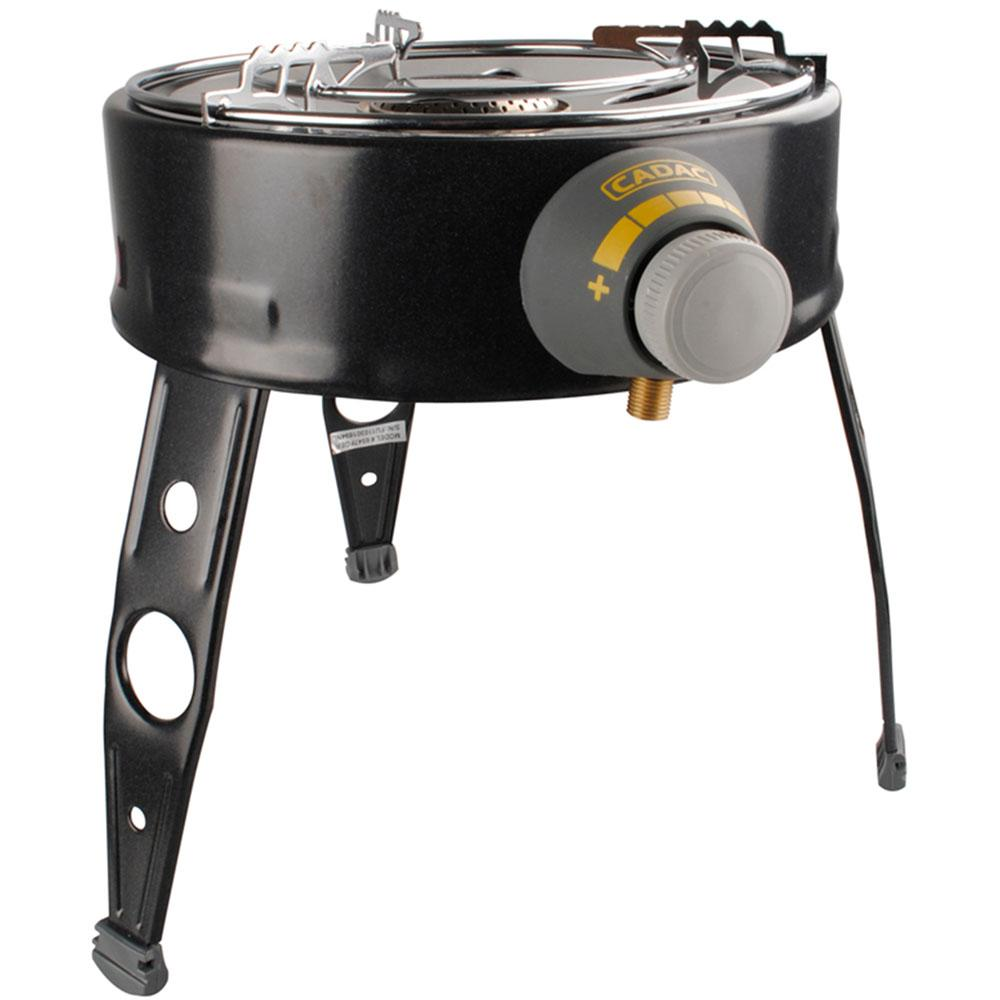 cadac safari chef lightweight gas bbq camping stove grills sports outdoors. Black Bedroom Furniture Sets. Home Design Ideas