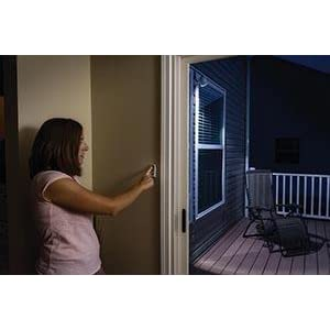 spotlight with remote installation