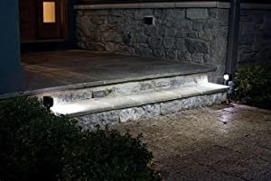mr. beams remote controlled path lights, led path lights
