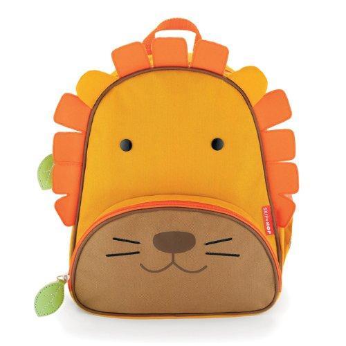 Amazon.com : Skip Hop Zoo Pack Little Kid Backpack, Lion : Child