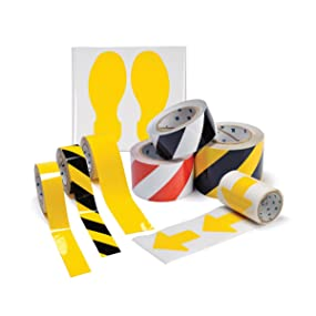 ToughStripe, Brady, Floor Marking Tape