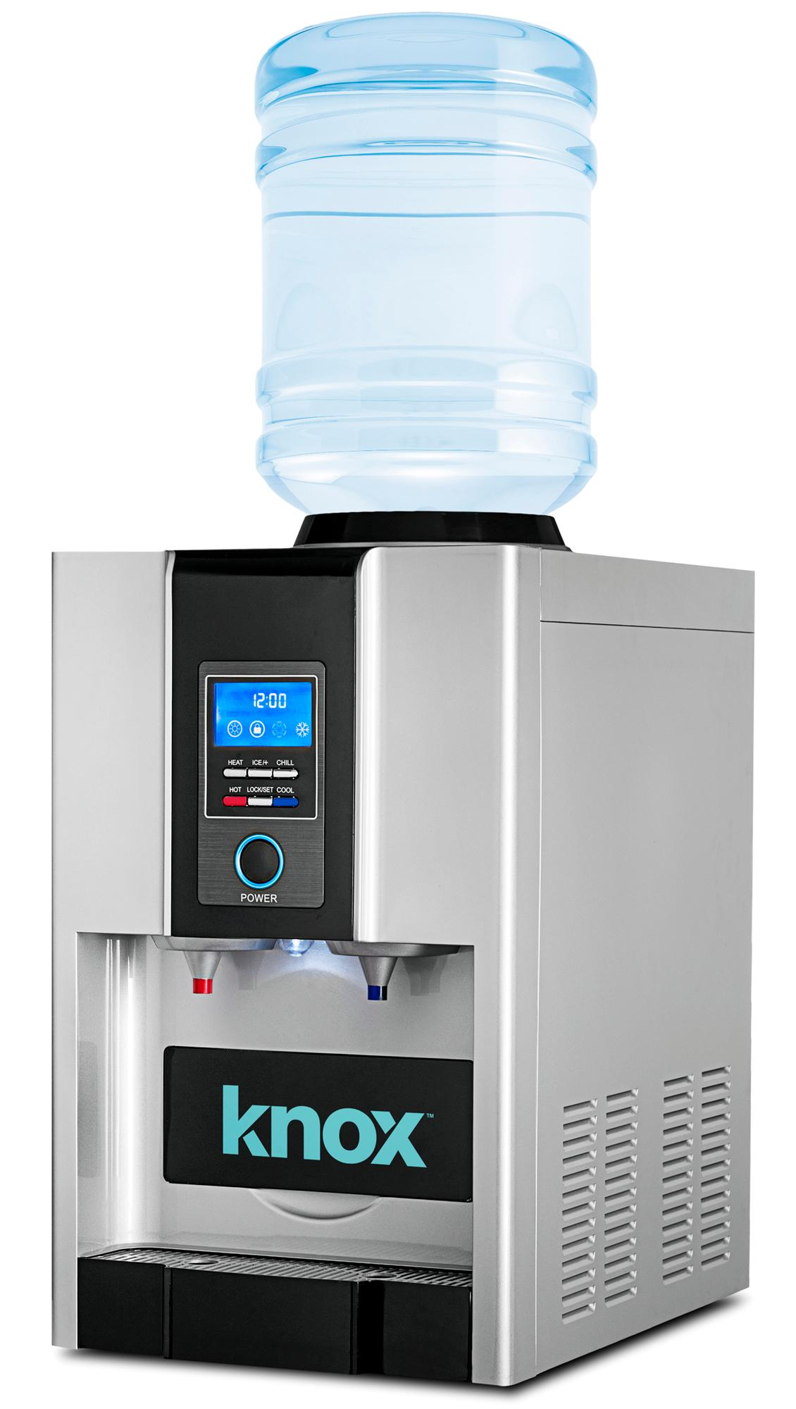 Amazon.com: Knox Tabletop Hot/Cold Water Cooler with Built