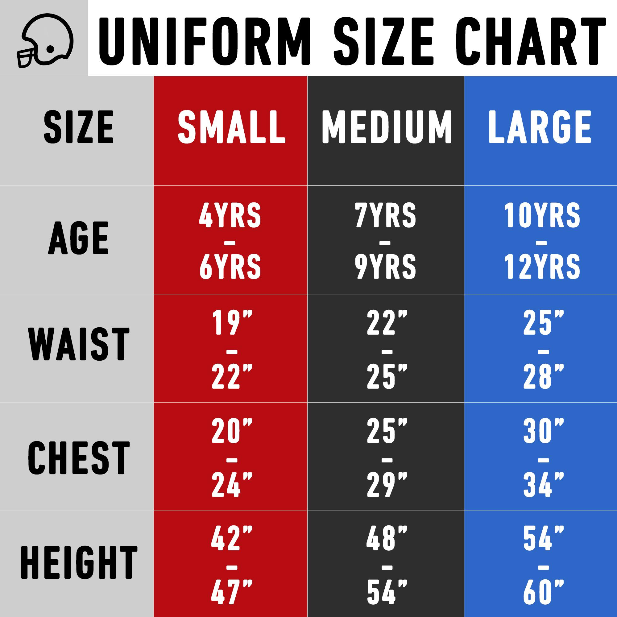 "American size 8, when converted to the ""Small medium large"" system, is a solid ""medium"". Twice that would be considered not just ""large"" by clothing standards, but ""extra large"". Almost all clothing starts to lose the shape it was designed to be by that size most of the time."