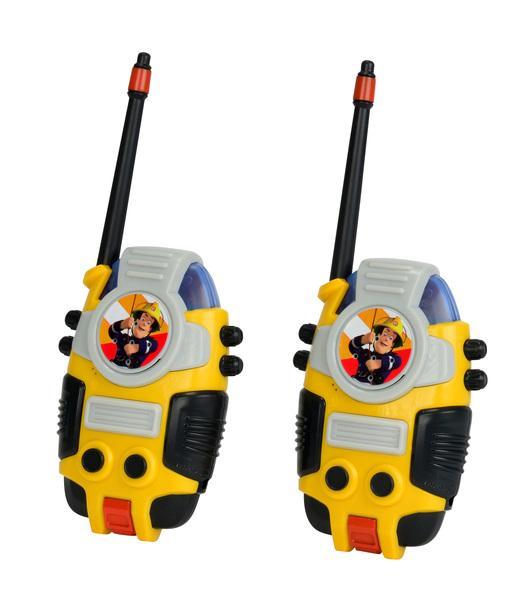 Sam Toys r us Dickie Toys Fireman Sam Walkie