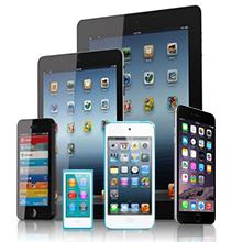 Compatible Apple models