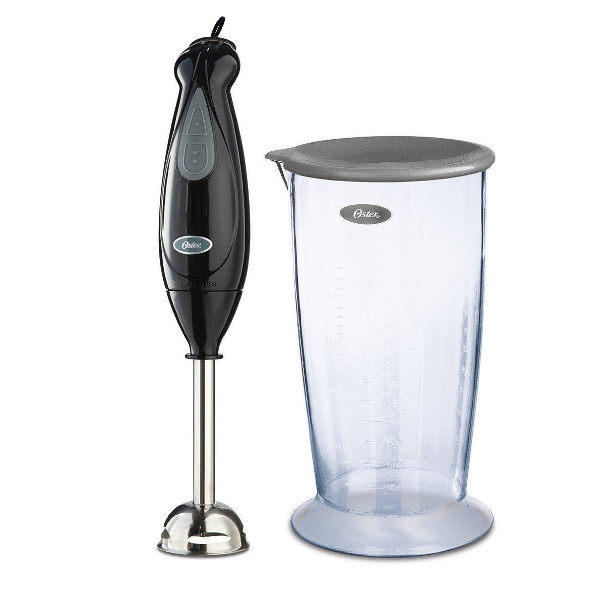 Amazon Com Oster 2 Speed Immersion Blender With Stainless
