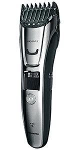 panasonic beard trimmer hair clipper men 39 s cordless with. Black Bedroom Furniture Sets. Home Design Ideas